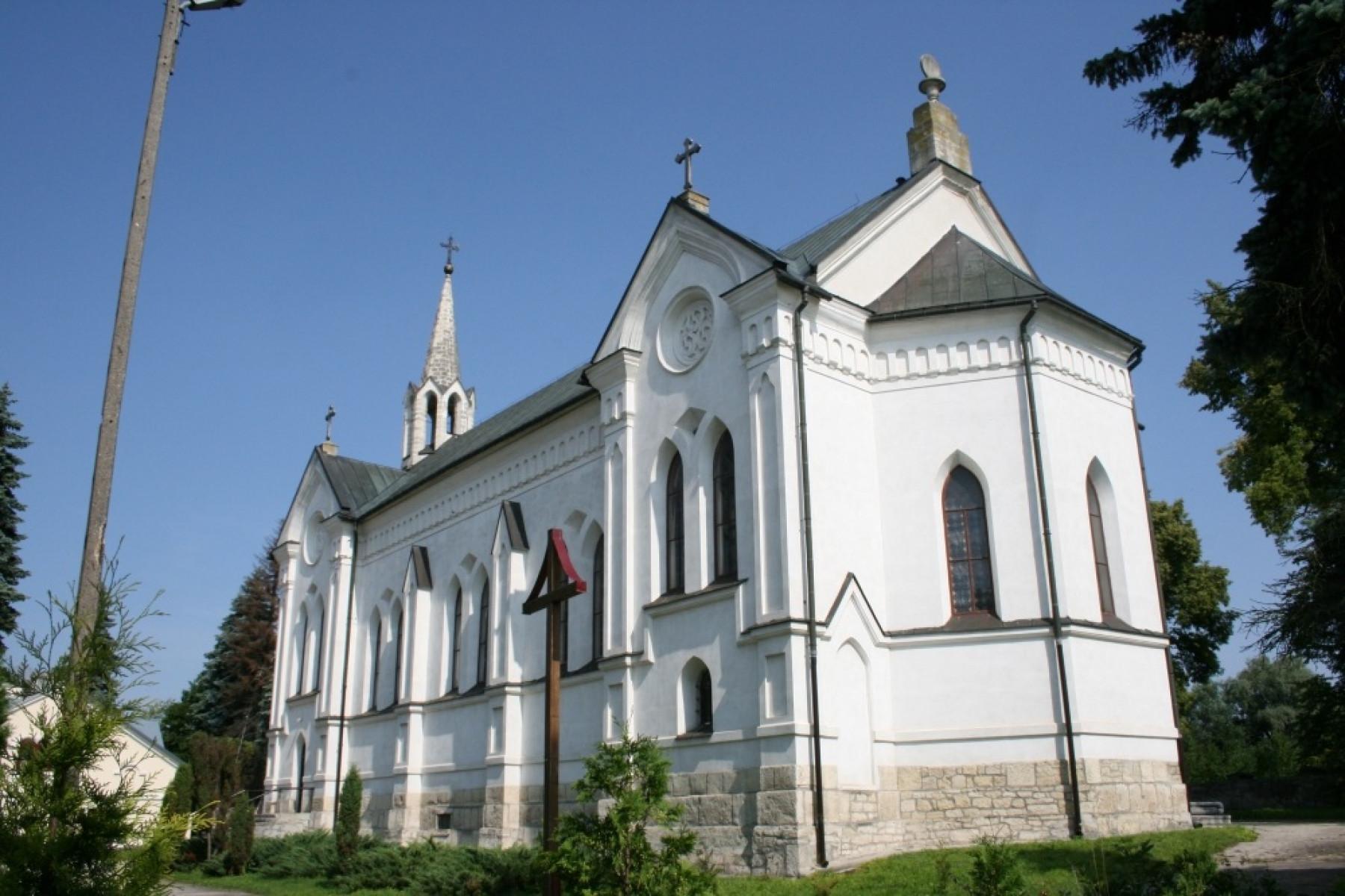 Kościół p.w. św Mikołaja