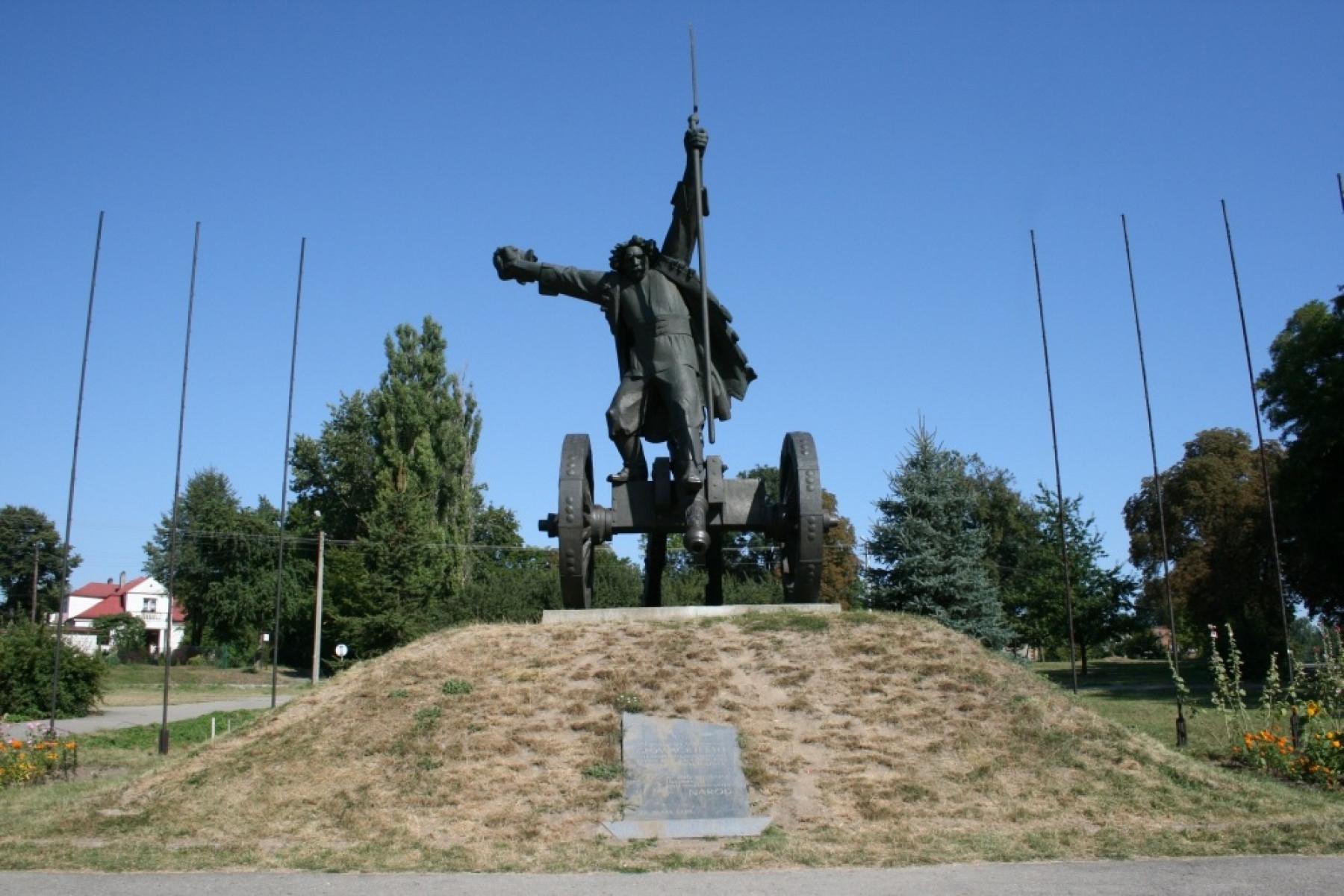 Pomnik Bartosza Głowiackiego