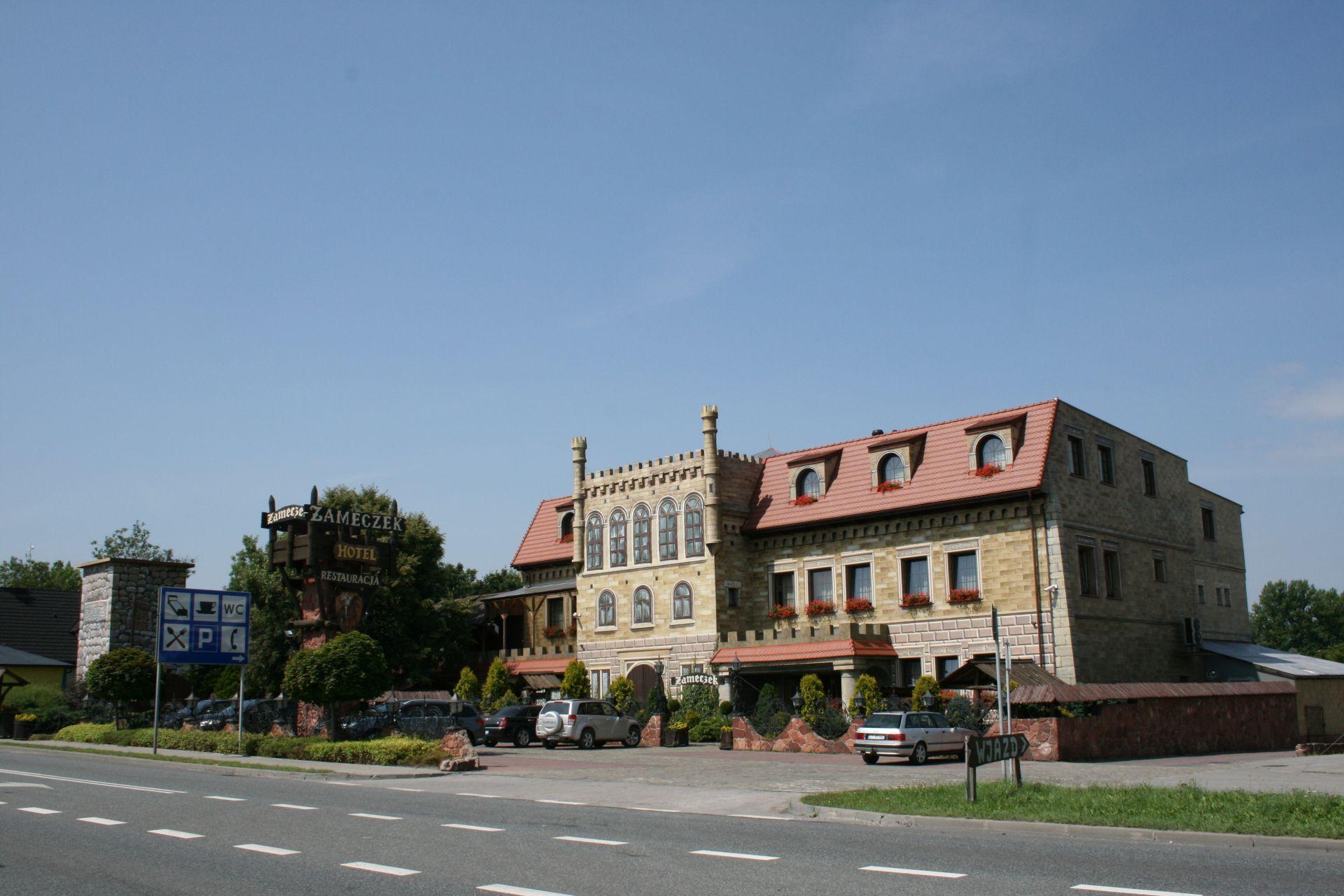 Hotel Zameczek