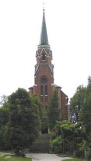Kościół w Kalinie