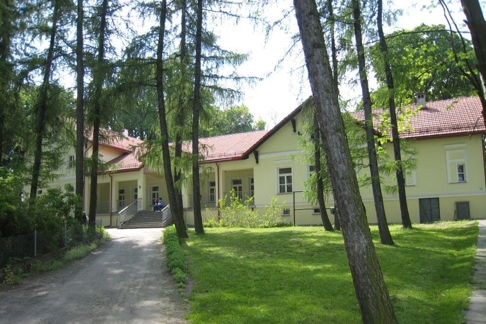 Zespół dworski w Pogwizdowie