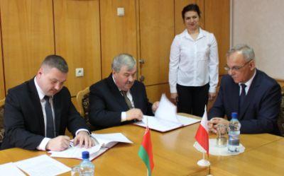Delegacja na Białorusi