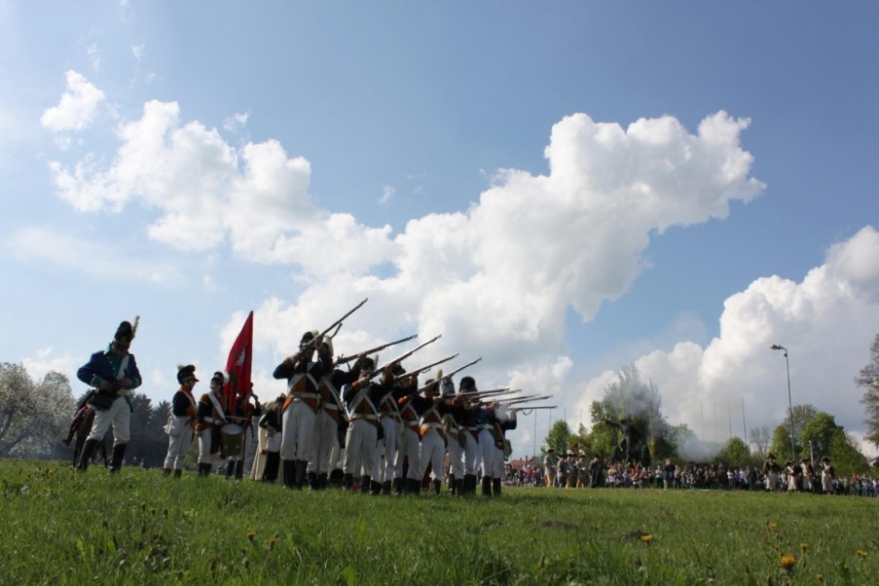 miejsce słynnej, zwycięskiej potyczki z czasów Powstania Kościuszkowskiego