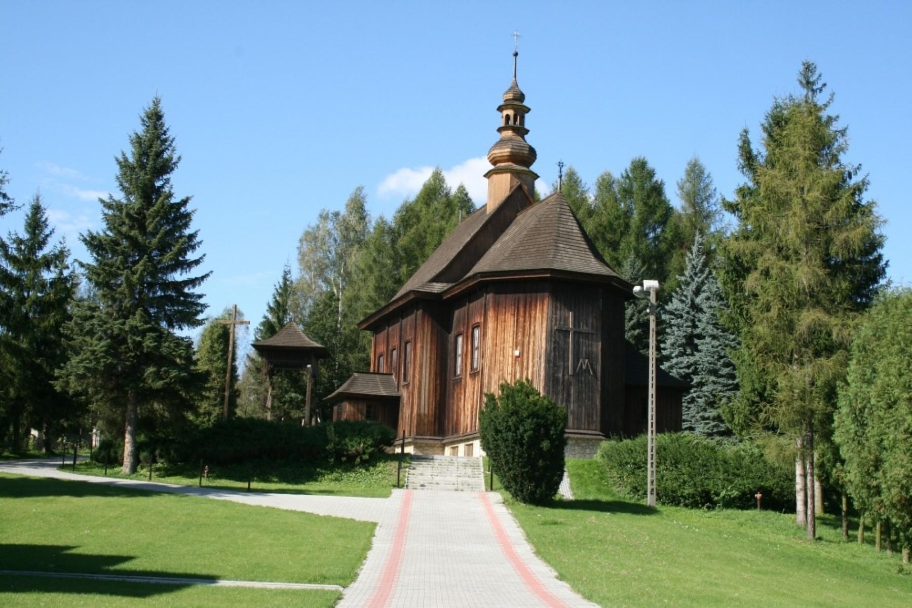 Kościół w Przesławicach