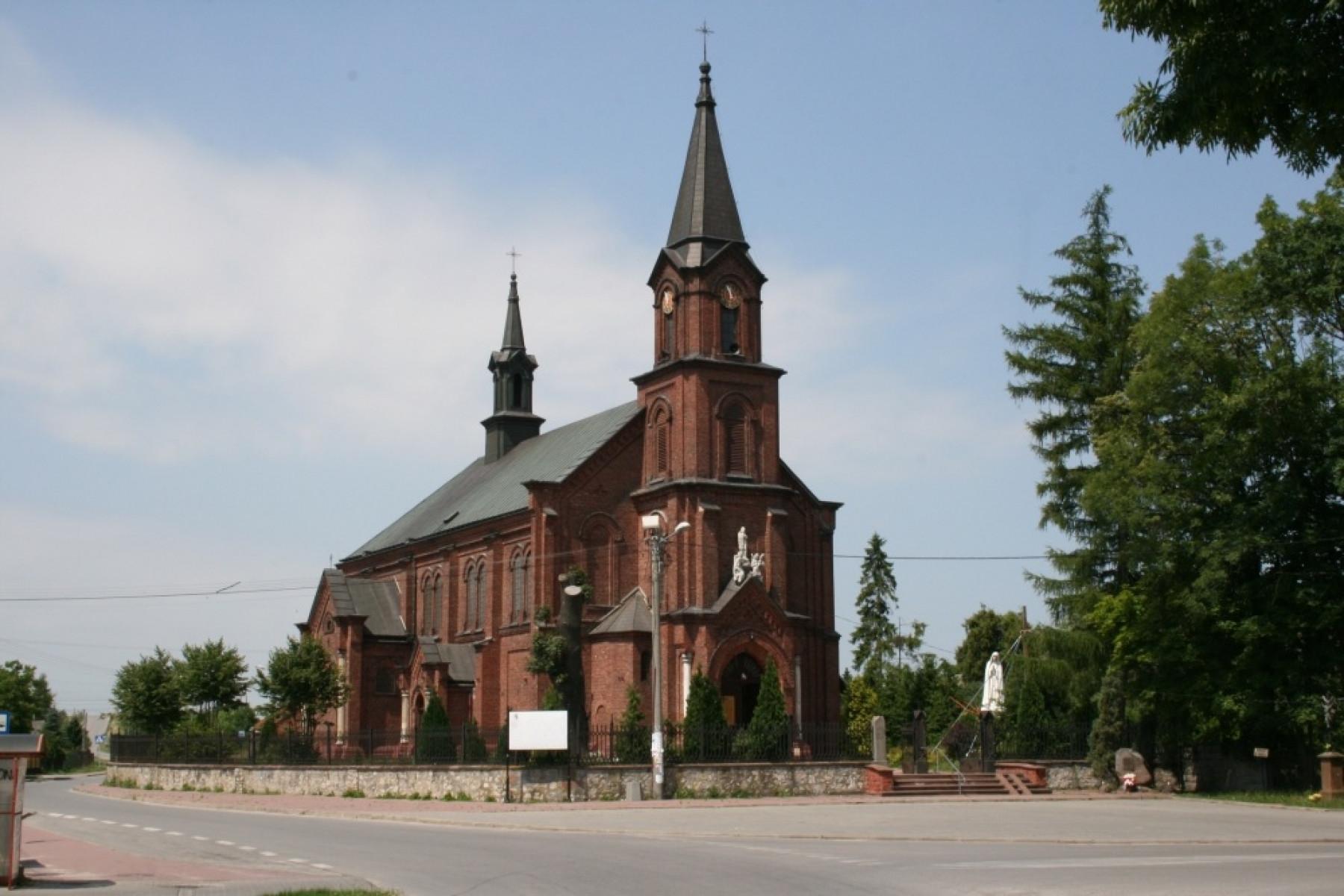 Kościół p.w. Podwyższenia Krzyża Świętego