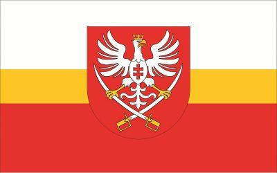 Flaga Powiatu Miechowskiego