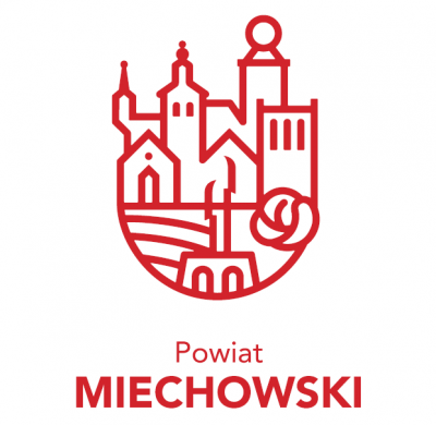 Logo powiatu miechowskiego