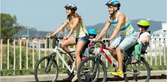 Szlaki i ścieżki rowerowe