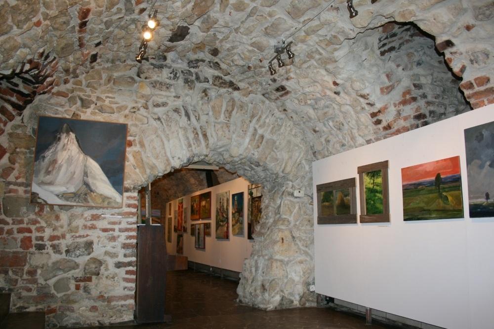 Galeria sztuki U Jaksy