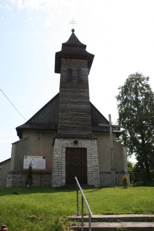 Kościół w Siedliskach