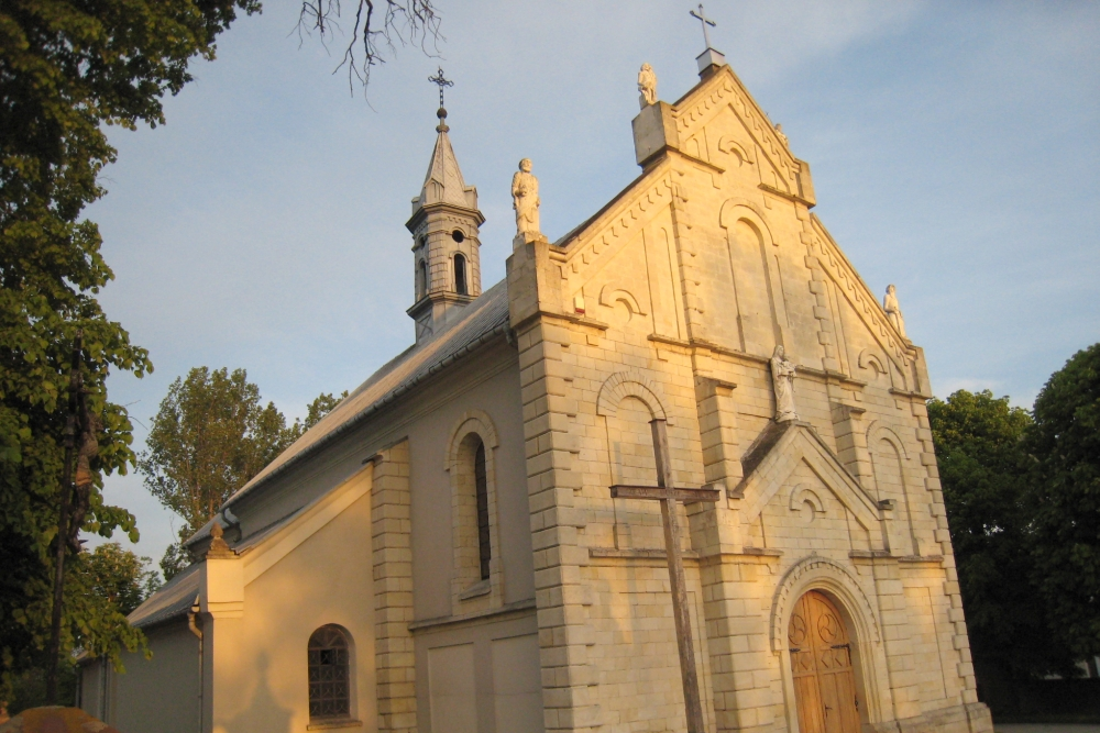 Kościół parafialny p.w. Narodzenia Najświętszej Marii