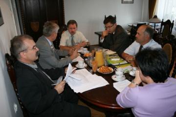 Z posiedzenia Zarządu